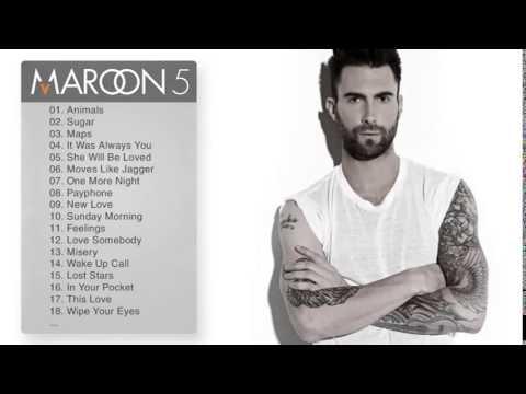 Maroon 5 best songs