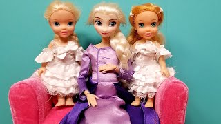 Boy or girl ? Elsa & Anna toddlers - Barbie - gifts - guests - friends