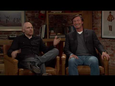 Wayne Gretzky and Bill Burr discuss 'fixing hockey' (HBO)