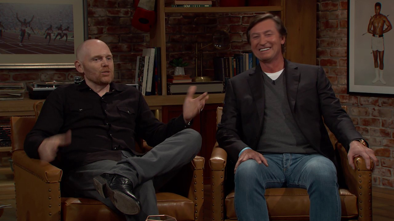 """Download Wayne Gretzky and Bill Burr discuss """"fixing hockey"""" (HBO)"""
