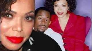 Tisha Campbell Finally Responds To Martin lawrence's Recent Interview About Her!