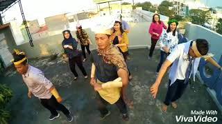 Goyang Cesar PT. Infomedia Solusi Humanika Area 1 Medan