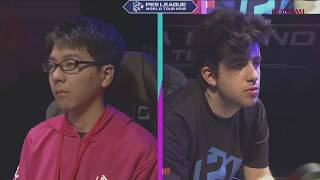 PESLEAGUE WT 2018 ASIA | Group 4: SOFIA (JPN) vs Ettorito (ITA) - PES 2018