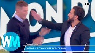 Top 10 CÉLÉBRITÉS FURIEUSES qui ont quitté un PLATEAU de TÉLÉ !