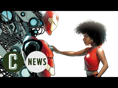 Iron Man's Female Successor to Be Named Ironheart | Collider News