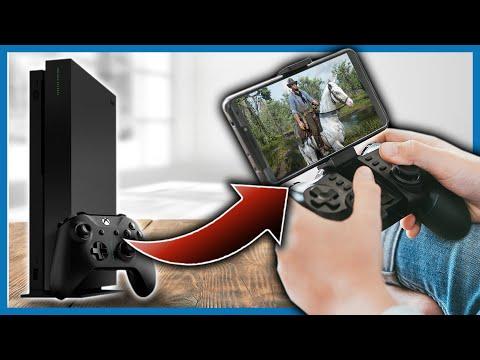Xbox One X & PS4-Games Auf Dem Handy Zocken