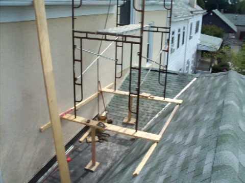 Roof Scaffolding Amp Heavy Duty Klikstak Alloy Chimney