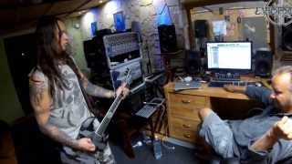 EKTOMORF TV - EPISODE 3 - RECORDING GUITARS AND BASS