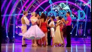 Strictly The Last Dance Sunetra & Brendan