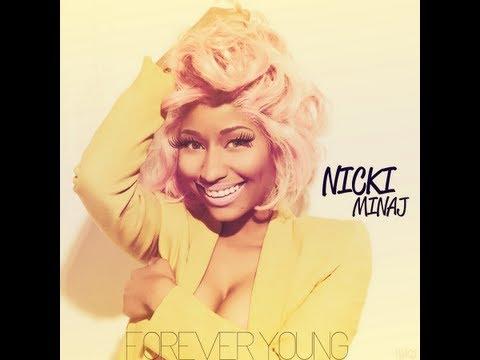 Nicki Minaj - Young Forever - מתורגם .