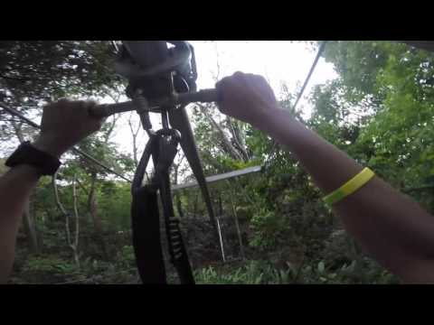 ZIP Line #Startup Island - Costa Rica Spring Break 2016