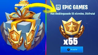 *NEW BUG* FORTNITE REGALA *55 FREE LEVELS* BATTLE PASS 9 - FAST THERE ARE FEW MINUTES !!!