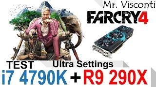 Far Cry 4|i7 4790K|Radeon R9 290X| ►Ultra Settings◄