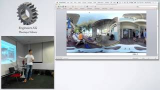 Against Blue Current: What VR Means for Storytelling - Singapore Virtual Reality Meetup