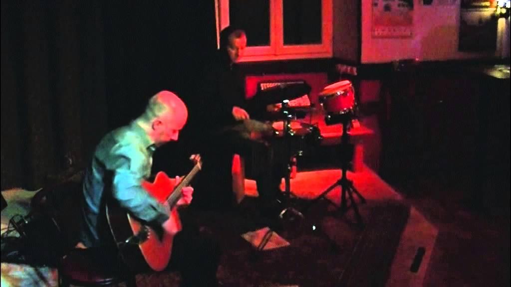 Guitare Acoustique - Les Yeux Noirs - YouTube
