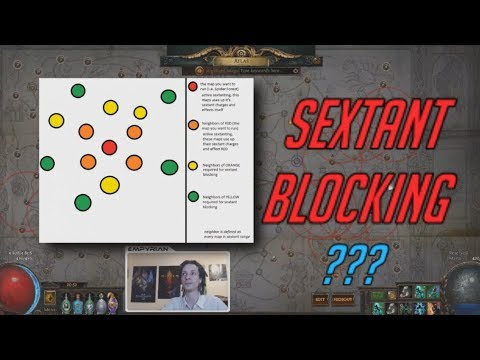 [PoE] Stream Highlights #93 - Sextant blocking (???)
