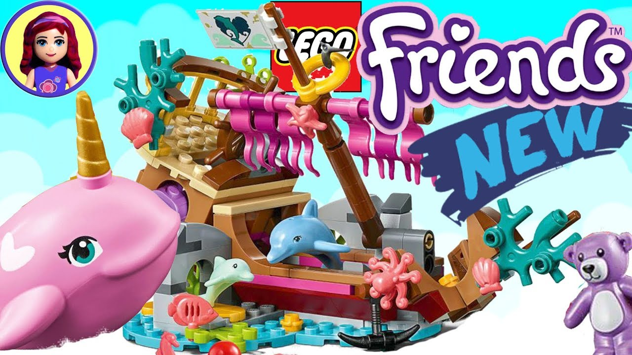 New Lego Friends Sets For Summer 2019 These Are Really