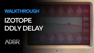 Izotope DDLY Free Delay Plugin