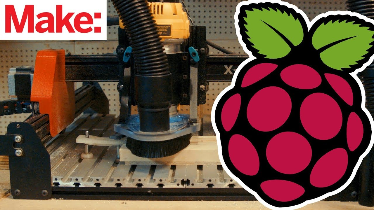 bCNC and the Raspberry Pi   OpenBuilds
