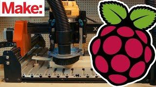 Raspberry Pi CNC Controller