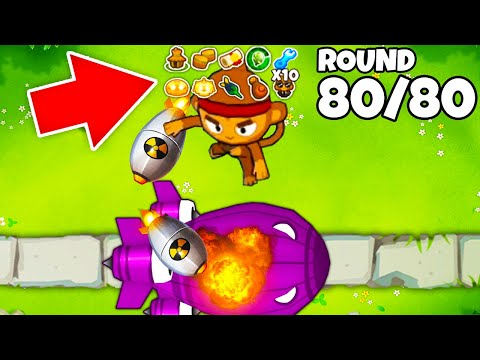 MAXING Out Max?! BROKEN Or TRASH? (Bloons Adventure Time TD)