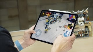 первый обзор iPad Pro с Face ID, MacBook Air с Retina и новый Mac mini