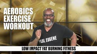 Aerobics Exercise Fat Burning Low Impact Workout 100% Standing