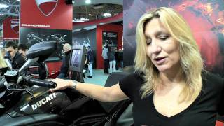 Carole Nash Motorcycle Live day 5 - let us entertain you
