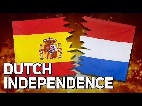 3 Ways Dutch Independence is Different | GSUSE 'Het Plakkaat van Nederland'