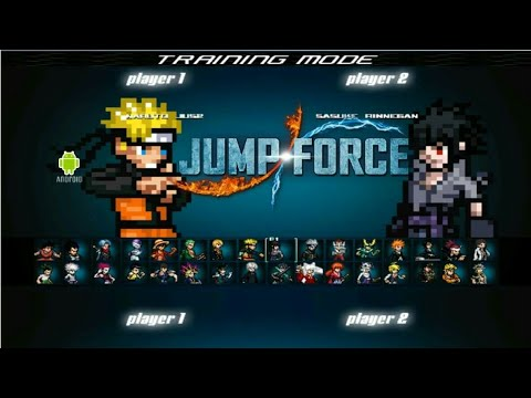 [DOWNLOAD] NEW JUMP FORCE MUGEN V2 EXAGEAR ANDROID 2019