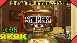 Call of Duty Infinite Warfare   SNIPER! MONTAGE! - PART 36