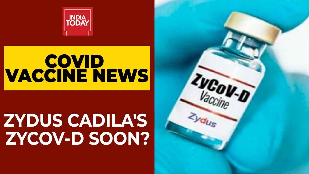 Zydus Cadila Hopes To Get Clearance To Its Covid Vaccine ZyCoV-D From Indian Authorities Soon - YouTube