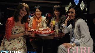 【TBS Pictures】由紀子(香里奈)、聖子(麻生久美子)、容子(吉瀬美...