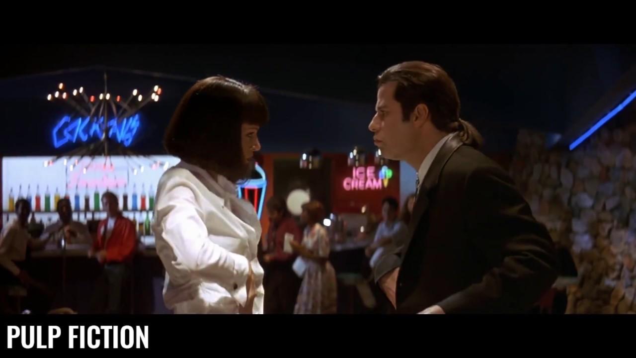 Pulp Fiction - Scène culte - la danse