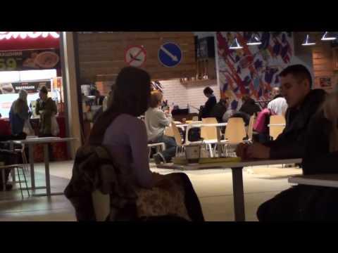 секс видео знакомство в кафе