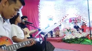 Gambar cover Surat Cinta Untuk Starla - Virgoun | Cover by Giant Gift | Wedding Acoustic Band | Live Performance