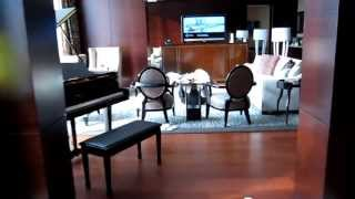 presidential suite at marina bay sands singapore