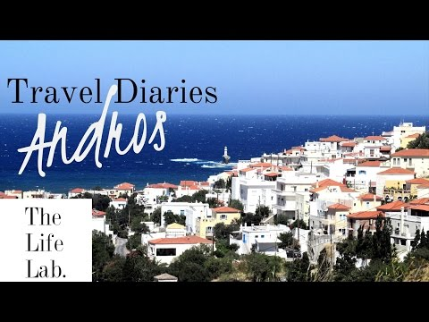 Travel Diaries: Andros | Greece | The Life Lab.