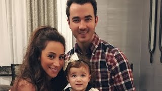 Kevin Jonas and Wife Danielle Are Expecting Their Second Child!