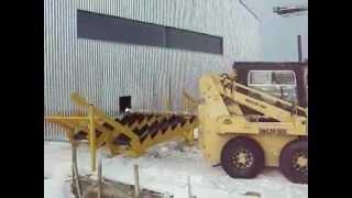 Firewood Warehouse, Jan 2009