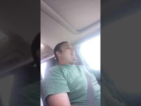 Unconscious carpool karaoke..... Lo que no fue no sera...