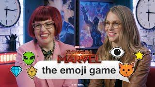 Marvel Studios' Captain Marvel | The Emoji Game
