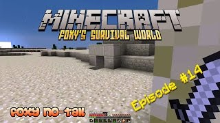 Minecraft Survival - How to find a Desert Temple [14]