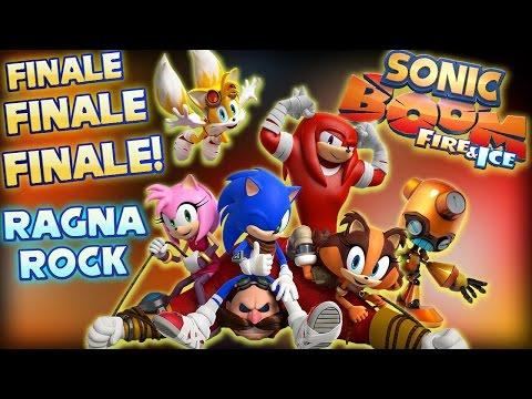 ABM: Sonic Boom Fire & Ice *Ragna Rock* FINALE!! HD