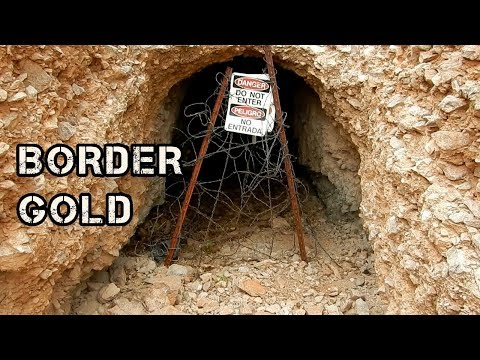 Frontera Oro Mine - USA/ Mexico Border