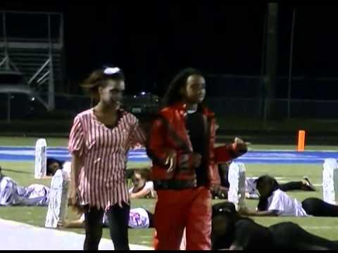 Ocean Springs High School Halloween Show 2014