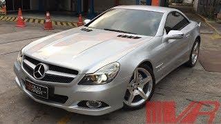 2011 Mercedes-Benz SL 350; Exterior, Interior e Test Drive (Overview/Direção Comentada)