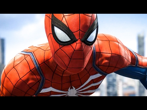 SPIDER-MAN Extended Trailer