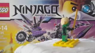 Lego ninjago/nindroid mech dragon/70725/unboxing y review/en español