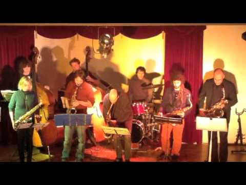 "New Creative jazz ensemble :from ""Faces"" (by Daniele Cavallanti)"